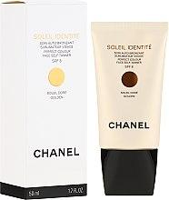 Profumi e cosmetici Prodotto per abbronzatura - Chanel Soleil Identite SPF 8 Dore Golden