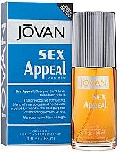 Profumi e cosmetici Jovan Sex Appeal - Colonia