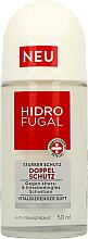 """Profumi e cosmetici Antitraspirante roll on """"Doppia protezione"""" - Hidrofugal Double Protection Roll-on"""