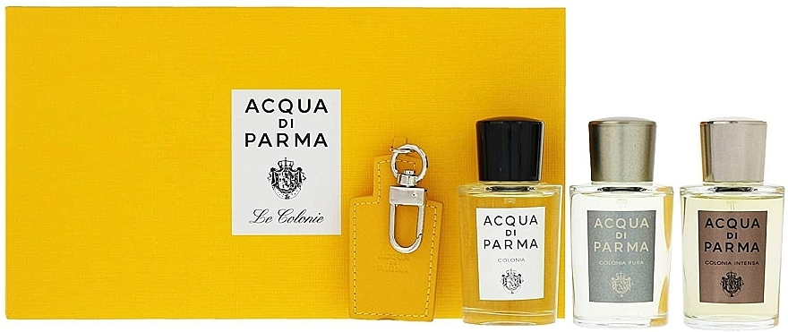 Acqua Di Parma Le Colonie Set For Men - Set (cologne/3x20ml+acc)