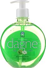 """Profumi e cosmetici Sapone liquido """"Mela"""" - Seal Cosmetics Dagne Liquid Soap"""