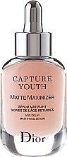 Siero opacizzante - Dior Capture Youth Matte Maximizer — foto N2