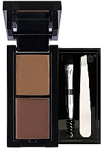 Profumi e cosmetici Set pe le sopracciglia - Flormar Eyebrow Design Kit