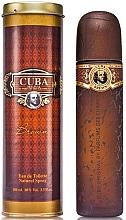 Profumi e cosmetici Cuba Brown - Eau de toilette