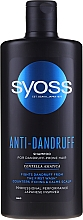 Profumi e cosmetici Shampoo per capelli inclini alla forfora - Syoss Anti-Dandruff Centella Asiatica Shampoo