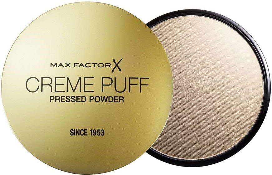 Cipria compatta (senza spugna) - Max Factor Creme Puff Pressed Powder