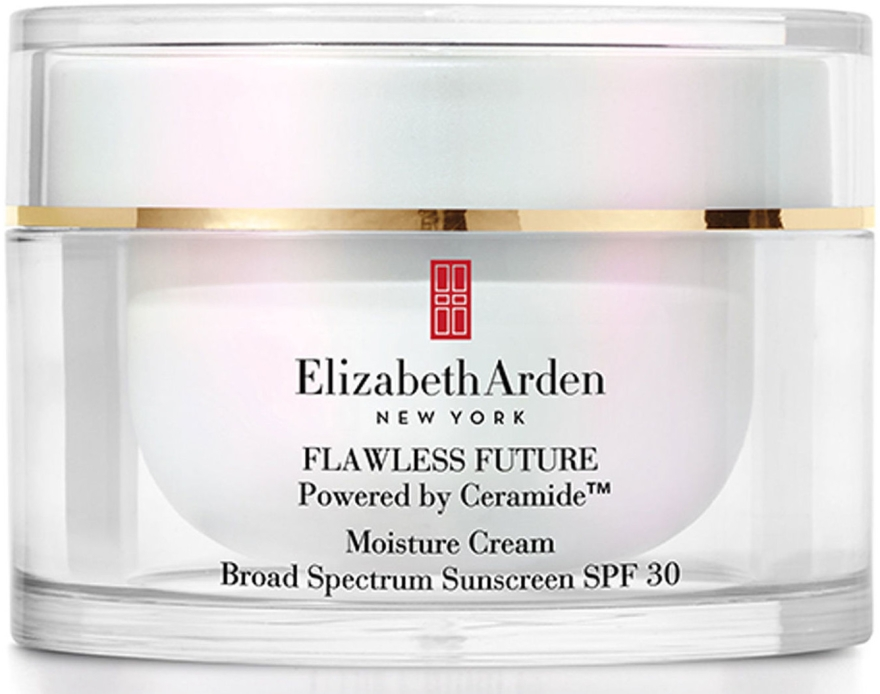 Crema idratante viso - Elizabeth Arden Flawless Future Moisture Cream SPF30