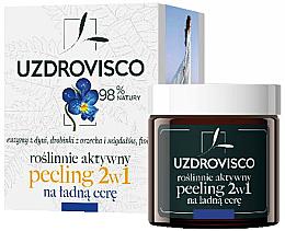 Profumi e cosmetici Peeling viso - Uzdrovisco