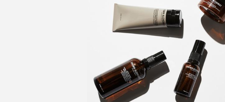 Acquistando qualsiasi prodotto del marchio Grown Alchemist, riceverai in regalo una mini crema da giorno