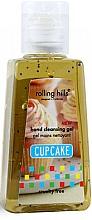 "Profumi e cosmetici Gel antibatterico per mani ""Cupcake"" - Rolling Hills Hand Cleansing Gel Cupcake"