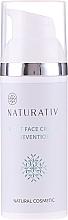 Profumi e cosmetici Crema viso da notte - Naturativ Facial Night Cream 30+