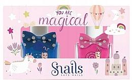 Profumi e cosmetici Set smalti per unghie - Snails Goes Happy You Are Magical