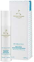 Profumi e cosmetici Crema viso idratante - Aromatherapy Associates Hydrating Triple Rose Renewing Moisturiser