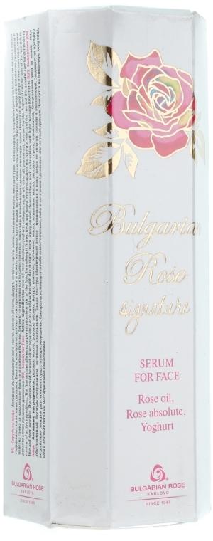 Siero viso - Bulgarian Rose Signature Serum