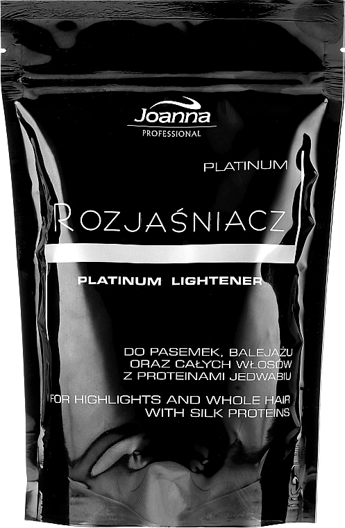 "Schiarente per capelli ""Platino"" - Joanna Professional Lightener (Sachet)"