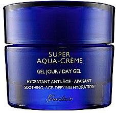 Profumi e cosmetici Crema-gel viso - Guerlain Super Aqua Creme Day Gel