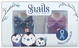 Profumi e cosmetici Set per bambini 2x10,5ml - Snails Mini Bebe Penguin