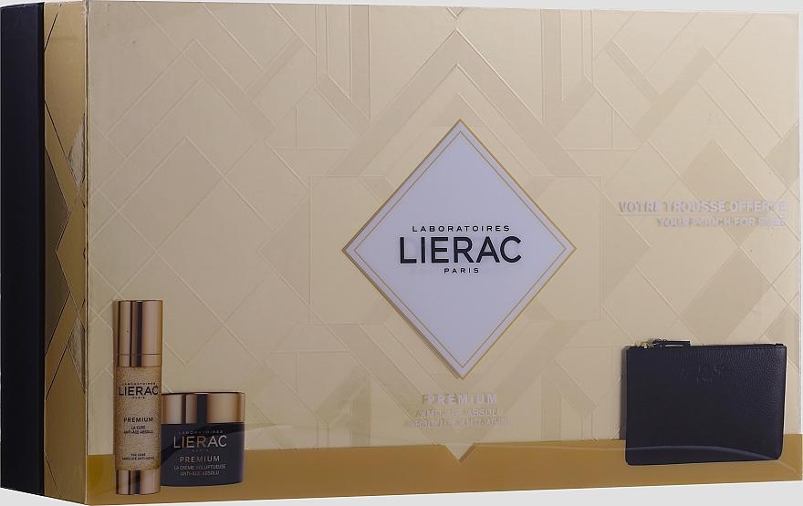 Set - Lierac Premium Luxe (ser/30ml + cr/50ml)