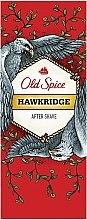 Profumi e cosmetici Lozione dopobarba - Old Spice Hawkridge After Shave