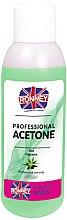 "Profumi e cosmetici Solvente unghie ""Aloe"" - Ronney Professional Acetone Aloe"