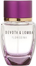 Profumi e cosmetici Devota & Lomba Florissima - Eau de Parfum