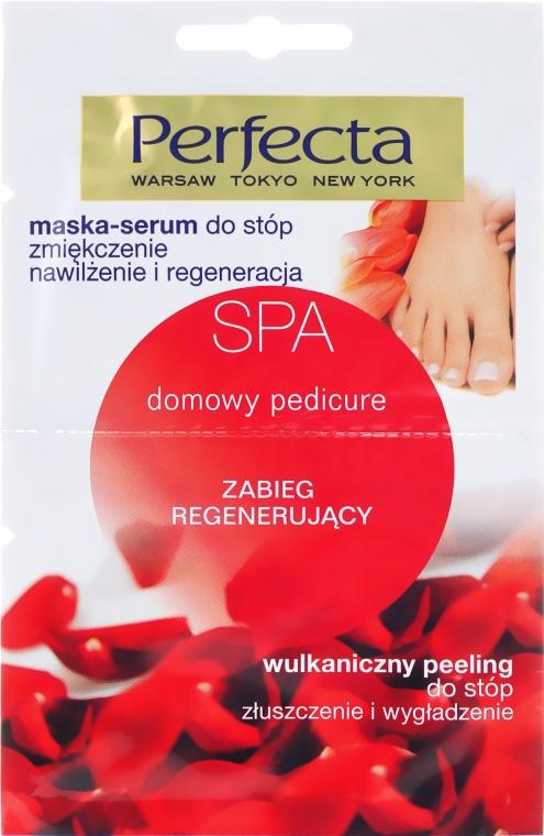 Trattamento lenitivo per piedi - Perfecta Spa Foot Peeling