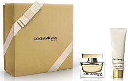 Profumi e cosmetici Dolce & Gabbana The One - Set (edp/30ml+b/lot/50ml)