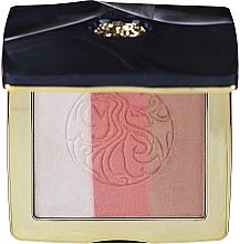 Profumi e cosmetici Palette illuminanti per un trucco brillante - Oribe Illuminating Face Palette Sunlit