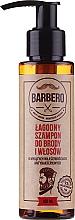 Profumi e cosmetici Shampoo per barba - Pharma Barbero Shampoo