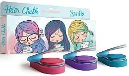 Profumi e cosmetici Gesso colorato per capelli, per ragazze - Snails Mini Bebe