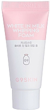 Profumi e cosmetici Schiuma detergente, schiarente - G9Skin White In Milk Whipping Foam (mini)
