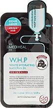 Profumi e cosmetici Maschera rigenerante viso - Mediheal W.H.P White Hydrating Black Mask Ex