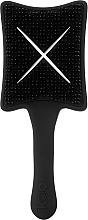Profumi e cosmetici Spazzola per capelli - Ikoo Paddle X Pops Beluga Black