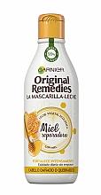 Profumi e cosmetici Maschera al latte per capelli - Garnier Original Remedies Repairing Honey Hair Mask