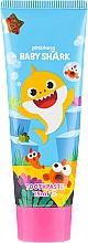 Profumi e cosmetici Dentifricio per bambini - Pinkfong Baby Shark Toothpaste