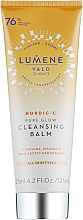 Profumi e cosmetici Balsamo detergente - Lumene Valo Cleansing Balm