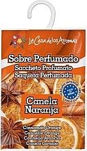 """Profumi e cosmetici Bustina aromatica """"Arancia e cannella"""" - La Casa de Los Aromas Scented Sachet"""