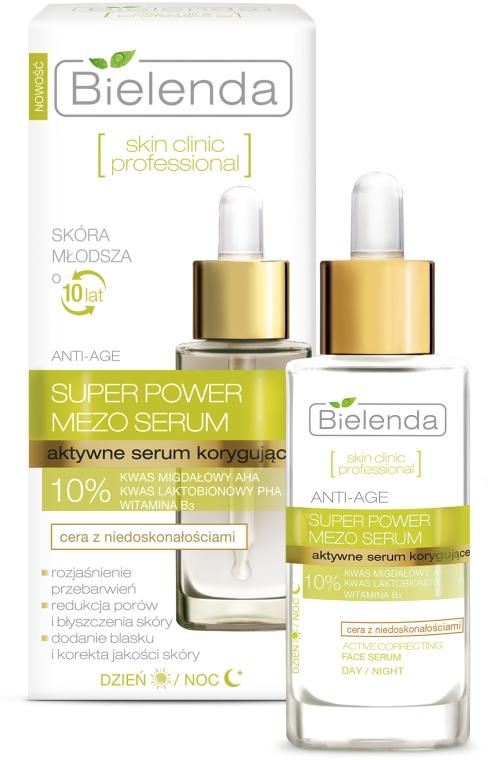 Siero correttore attivo anti-età - Bielenda Skin Clinic Professional Mezo