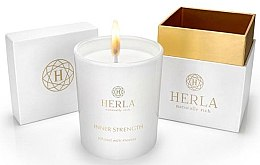 Profumi e cosmetici Candela profumata - Herla Inner Strength Candle