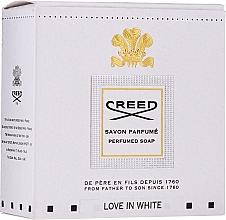 Profumi e cosmetici Creed Love In White Perfumed Soap - Sapone profumato
