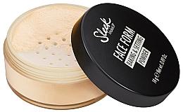Profumi e cosmetici Cipria in polvere - Sleek MakeUP Face Form Baking & Setting Powder