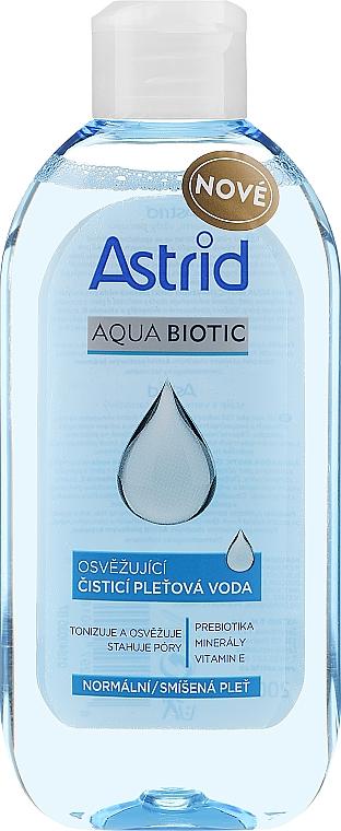 Lozione detergente rinfrescante per pelle normale e mista - Astrid Fresh Skin Cleansing Lotion