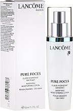 Fluido idratante - Lancome Pure Focus Fluid  — foto N1