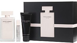 Profumi e cosmetici Narciso Rodriguez For Her - Set (edt/100ml + edt/10ml + b/lot/75ml)