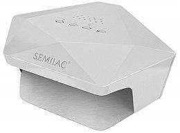 Profumi e cosmetici Lampada UV/LED, bianca - Semilac Diamant 36W