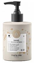 Profumi e cosmetici Maschera per capelli colorati - Maria Nila Colour Refresh Sand
