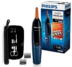 Profumi e cosmetici Trimmer per naso e orecchie - Philips Series 5000 NT5180/15