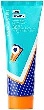 Profumi e cosmetici Latte solare corpo - Lancaster Summer Collection Sun Beauty Velvet Milk Body SPF30