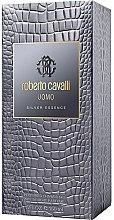 Profumi e cosmetici Roberto Cavalli Uomo Silver Essence - Gel doccia