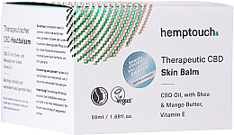 Profumi e cosmetici Balsamo curativo per la pelle - Hemptouch Therapeutic CBD Skin Balm